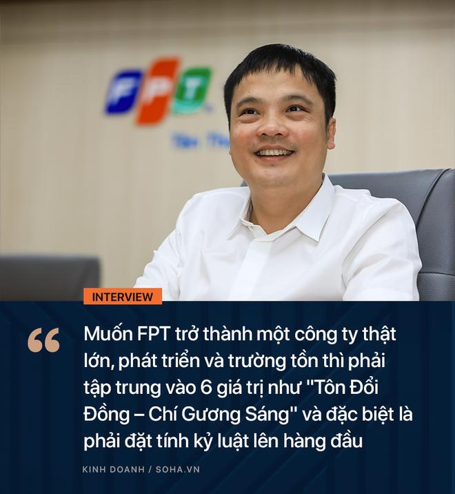 CEO Nguyễn Văn Khoa: Nói FPT có văn hoá nhân viên chửi sếp là không đúng đâu! - Ảnh 7.