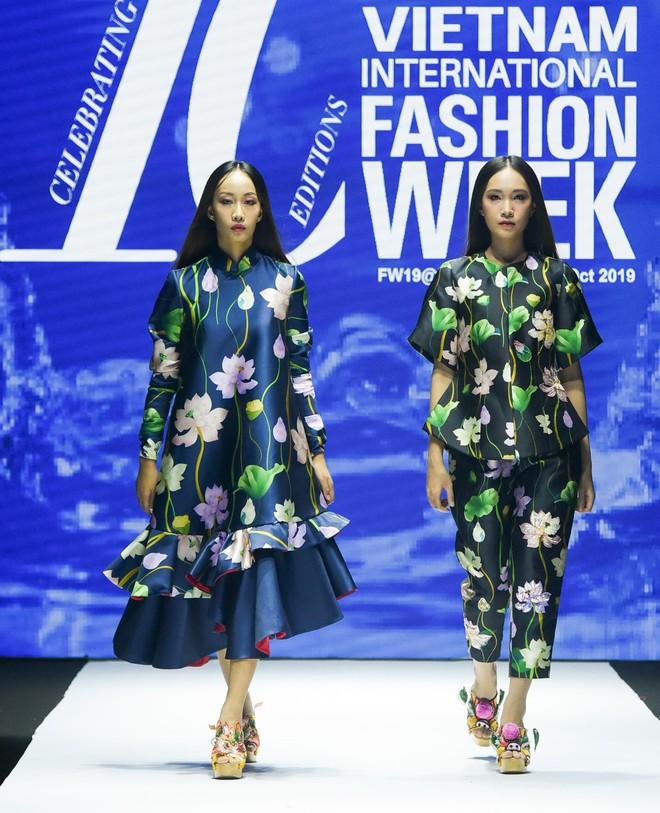 NTK Hoàng Hải mở màn Tuần lễ Thời trang Quốc tế Việt Nam 2019 - Ảnh 1.
