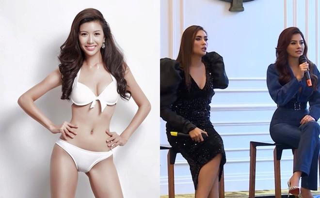 """Á hậu Thúy Vân khiến Vũ Thu Phương cáu gắt, quát tháo vì nghi """"cố tình diễn trò"""""""