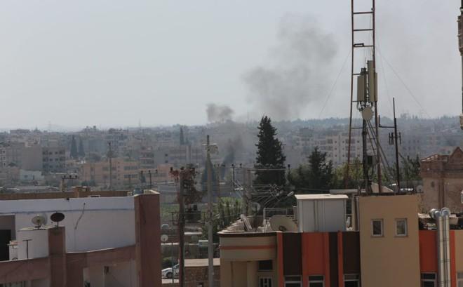 Thổ Nhĩ Kỳ tung cú đấm knock-out - Đòn đánh kết liễu có thể khiến SDF sụp đổ ở Tel Abyad - Ảnh 30.