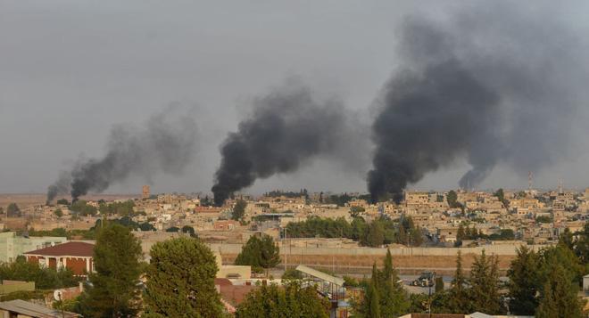 Thổ Nhĩ Kỳ tung cú đấm knock-out - Đòn đánh kết liễu có thể khiến SDF sụp đổ ở Tel Abyad - Ảnh 28.