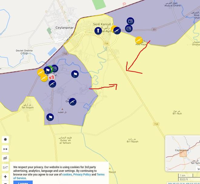 Thổ Nhĩ Kỳ tung cú đấm knock-out - Đòn đánh kết liễu có thể khiến SDF sụp đổ ở Tel Abyad - Ảnh 20.
