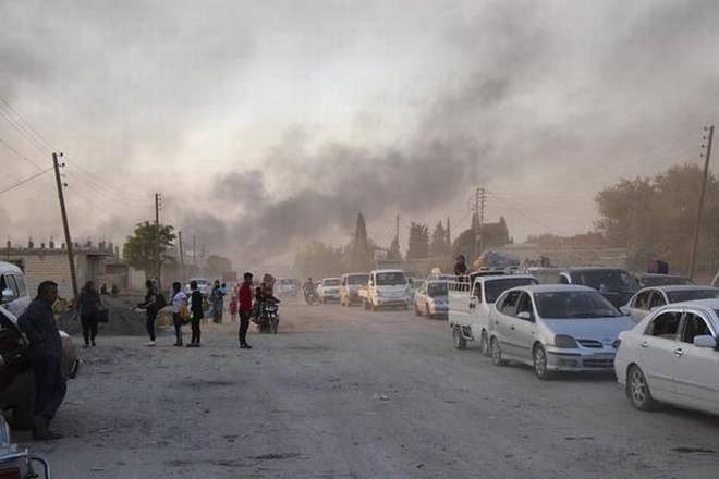 Người Kurd bị kẹp giữa Thổ Nhĩ Kỳ và IS - ảnh 1