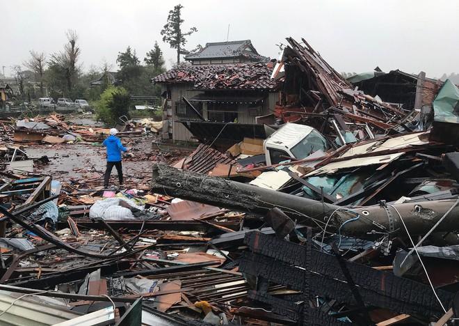 Siêu bão Hagibis mạnh nhất thế kỷ 21 đổ bộ châu Á: Nhìn lại siêu bão quái vật làm hàng nghìn người thiệt mạng - Ảnh 3.