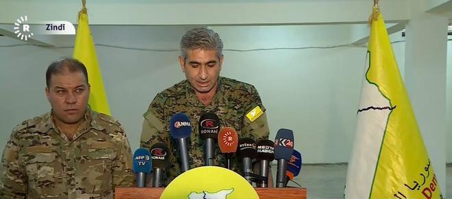 Thổ Nhĩ Kỳ tung cú đấm knock-out - Đòn đánh kết liễu có thể khiến SDF sụp đổ ở Tel Abyad - Ảnh 5.