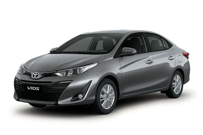 10 ôtô bán chạy nhất Việt Nam tháng 9/2019 - Ảnh 1.