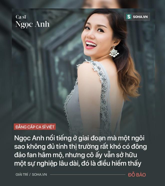 Nguyễn Ngọc Anh: Không tranh đua danh tiếng và một đẳng cấp rất đặc biệt - Ảnh 3.