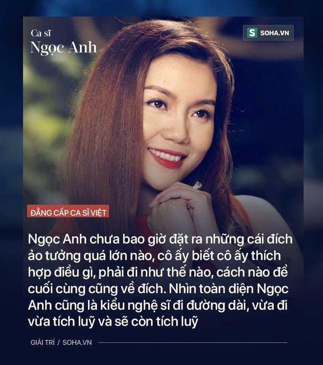 Nguyễn Ngọc Anh: Không tranh đua danh tiếng và một đẳng cấp rất đặc biệt - Ảnh 1.