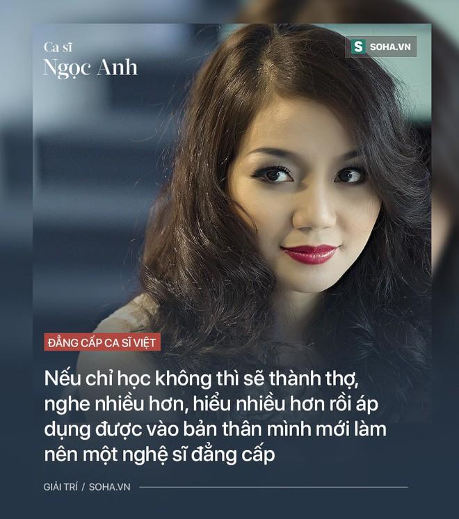 Nguyễn Ngọc Anh: Không tranh đua danh tiếng và một đẳng cấp rất đặc biệt - Ảnh 7.