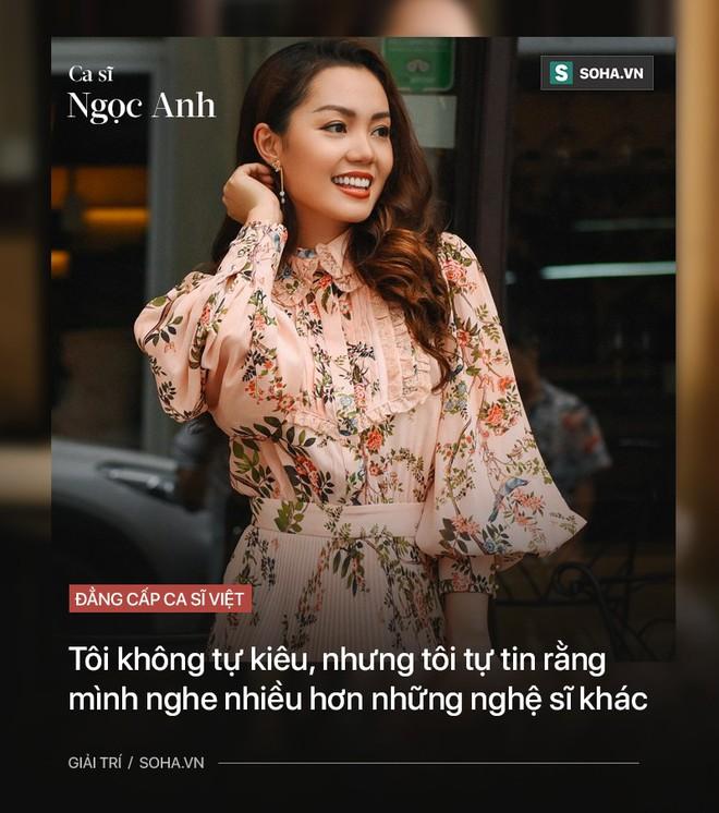 Nguyễn Ngọc Anh: Không tranh đua danh tiếng và một đẳng cấp rất đặc biệt - Ảnh 10.