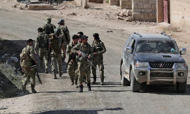 Thổ Nhĩ Kỳ tấn công, gần 1.000 khủng bố trốn trại - TT Putin bất ngờ tuyên bố sẽ rút quân - Ảnh 7.