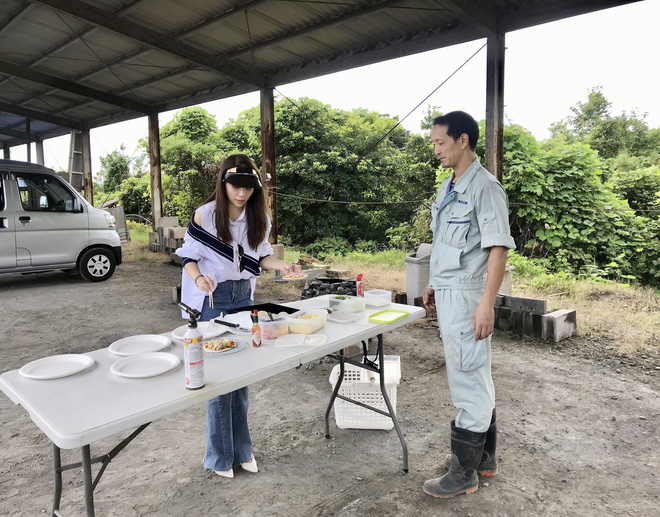 Quỳnh Nga bật khóc vì ức chế khi phải lao động xin ăn và xin chỗ ngủ tại Nhật Bản - Ảnh 8.