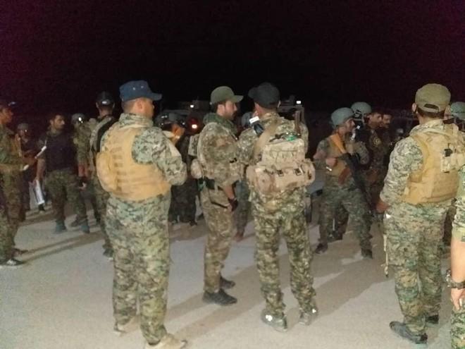 Thổ - Kurd đánh nhau và hành động của Iran: Nguy hiểm cận kề lính Mỹ ở miền đông Syria? - Ảnh 4.