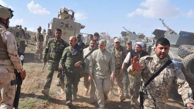 Thổ - Kurd đánh nhau và hành động của Iran: Nguy hiểm cận kề lính Mỹ ở miền đông Syria? - Ảnh 7.