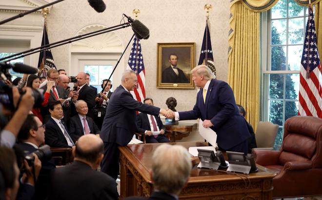 """Đằng sau thỏa thuận 50 tỉ USD nông sản: TQ """"nắm đằng chuôi"""", Mỹ phải nhượng bộ vì tổn thất chiến lược?"""