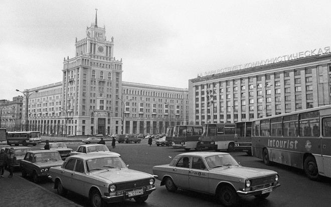 Top 5 địa điểm tình báo Xô viết KGB đối mặt tình báo Mỹ CIA ở Moscow - Ảnh 1.