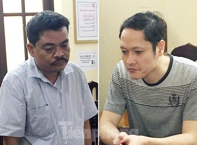 Ngày mai 14/10, xử sơ thẩm vụ gian lận điểm thi ở Hà Giang - Ảnh 1.