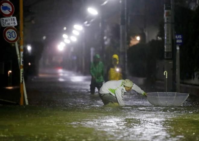 Gió bão hủy diệt giáng xuống Tokyo vẫn không thể quật ngã công trình cao nhất Nhật Bản này! - ảnh 3