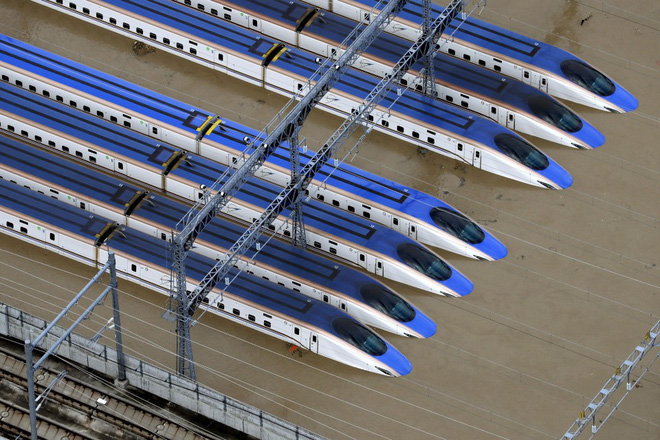 Gió bão hủy diệt giáng xuống Tokyo vẫn không thể quật ngã công trình cao nhất Nhật Bản này! - ảnh 11