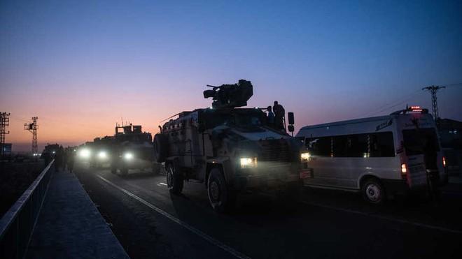 Thổ Nhĩ Kỳ tung đòn chí mạng: Tấn công theo kế hoạch 3 giai đoạn, người Kurd sẽ hết đường lui? - Ảnh 1.