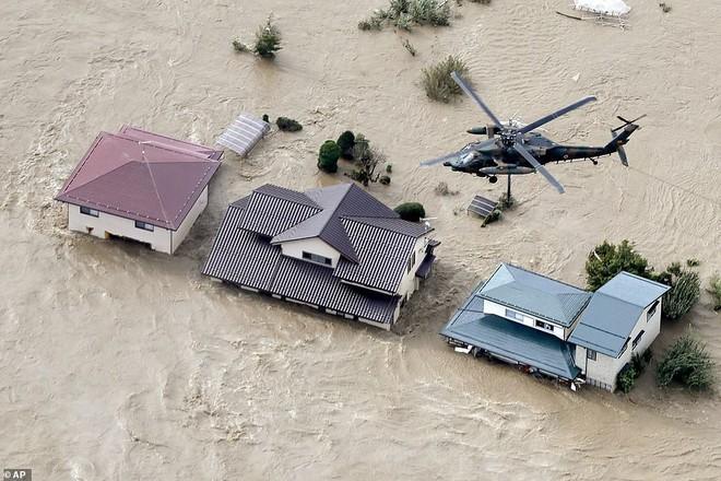 Nể phục cách người Nhật cảnh báo và cứu hộ trong siêu bão mạnh nhất 6 thập kỷ - ảnh 3
