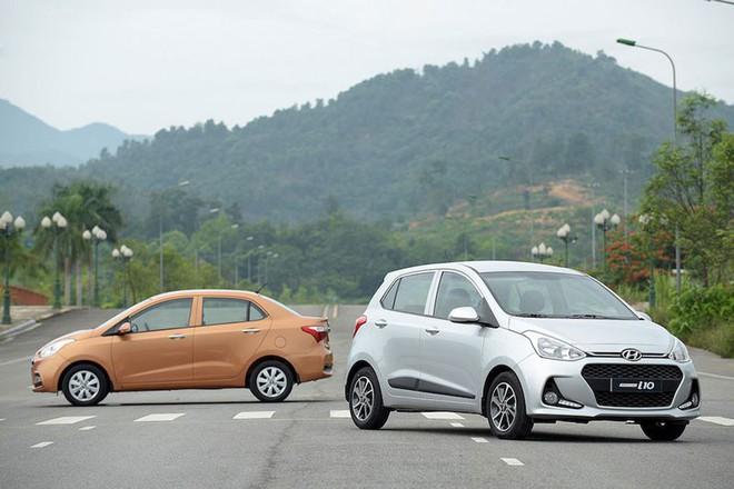 10 ôtô bán chạy nhất Việt Nam tháng 9/2019 - Ảnh 4.