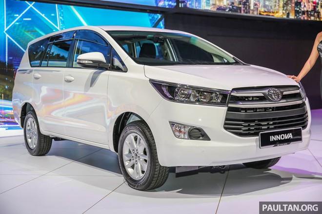 10 ôtô bán chạy nhất Việt Nam tháng 9/2019 - Ảnh 6.