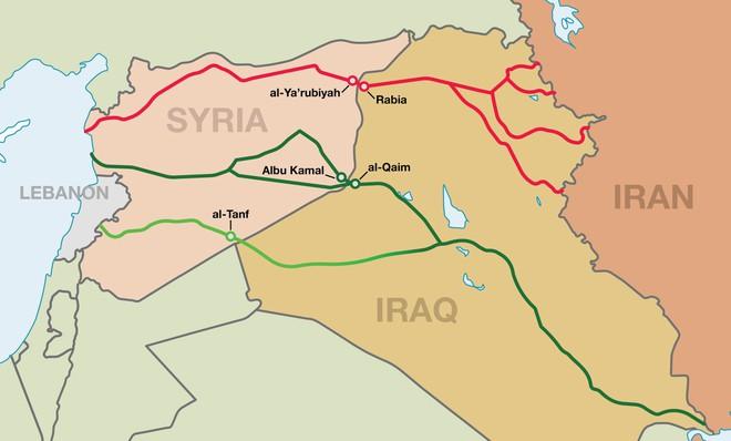 Thổ - Kurd đánh nhau và hành động của Iran: Nguy hiểm cận kề lính Mỹ ở miền đông Syria? - Ảnh 2.