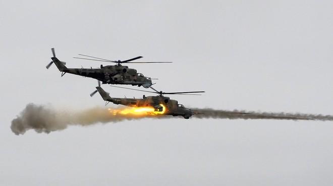 Thổ Nhĩ Kỳ tấn công, gần 1.000 khủng bố trốn trại - TT Putin bất ngờ tuyên bố sẽ rút quân - Ảnh 11.