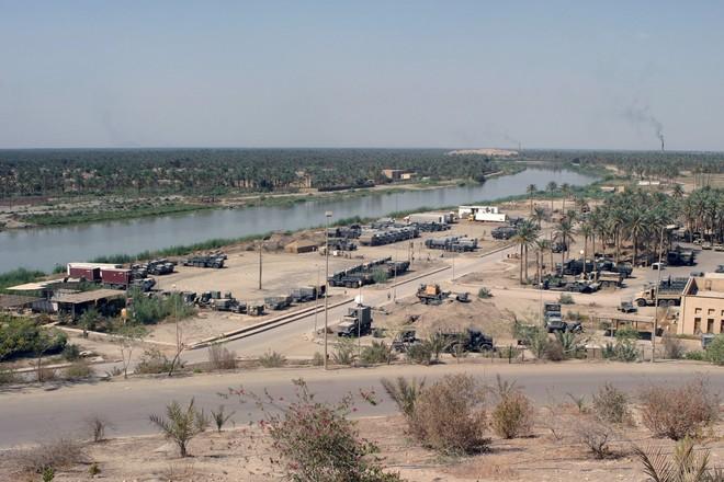 Thổ - Kurd đánh nhau và hành động của Iran: Nguy hiểm cận kề lính Mỹ ở miền đông Syria? - Ảnh 9.