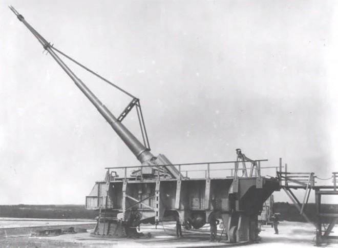 Khám phá siêu pháo cực 'dị' của Đức nặng tới 256 tấn, tầm bắn 130km - ảnh 3