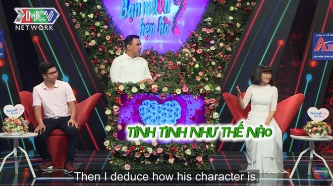 Bạn muốn hẹn hò: Cô gái thẳng thừng chỉ ra nhược điểm của MC Quyền Linh khiến tất cả bật cười - ảnh 2