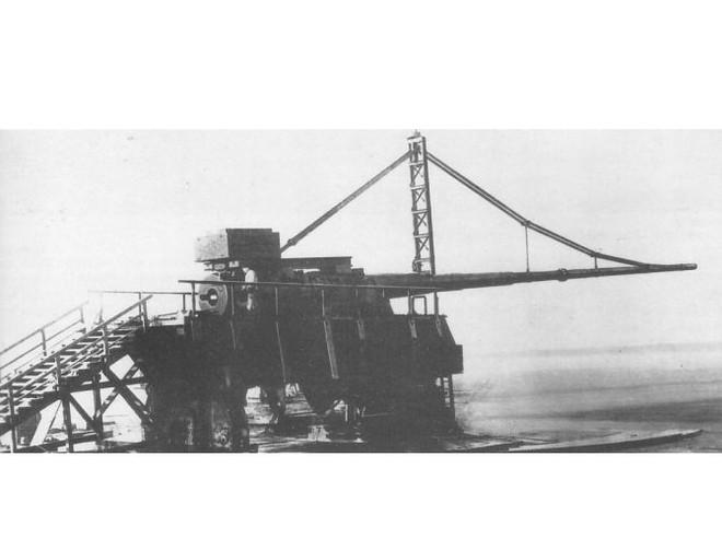 Khám phá siêu pháo cực 'dị' của Đức nặng tới 256 tấn, tầm bắn 130km - ảnh 5
