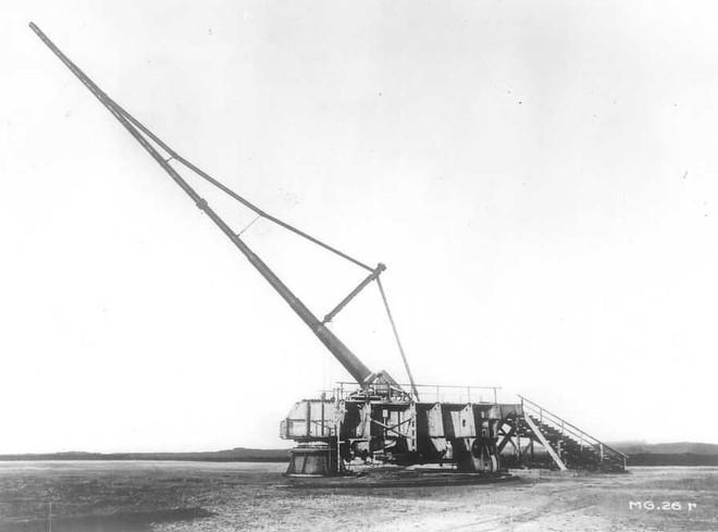 Khám phá siêu pháo cực 'dị' của Đức nặng tới 256 tấn, tầm bắn 130km - ảnh 8