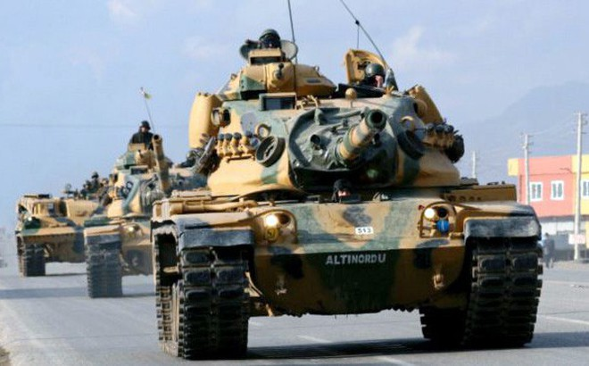 """Chiến dịch quân sự của Thổ Nhĩ Kỳ ở Syria sẽ """"tịt ngòi"""" vì thiếu vũ khí phương Tây?"""