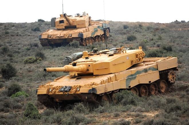 Chiến dịch quân sự của Thổ Nhĩ Kỳ ở Syria sẽ tịt ngòi vì thiếu vũ khí phương Tây? - Ảnh 3.