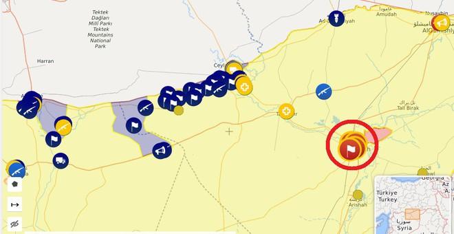 CẬP NHẬT: Biến lớn, chiến trường thay đổi chóng mặt - QĐ Syria thần tốc chiếm nhiều địa bàn chiến lược - Ảnh 37.