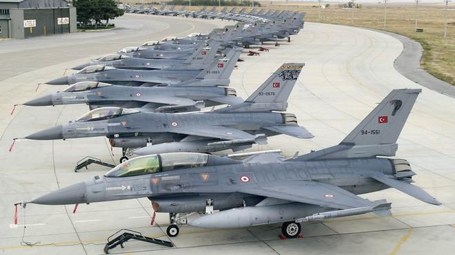 Chiến dịch quân sự của Thổ Nhĩ Kỳ ở Syria sẽ tịt ngòi vì thiếu vũ khí phương Tây? - Ảnh 4.