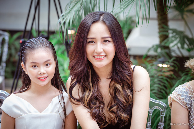 Mẫu nhí Chíp Măng, Trà My tỏa sáng tại show thời trang có Mai Phương Thúy, Tú Anh - ảnh 7
