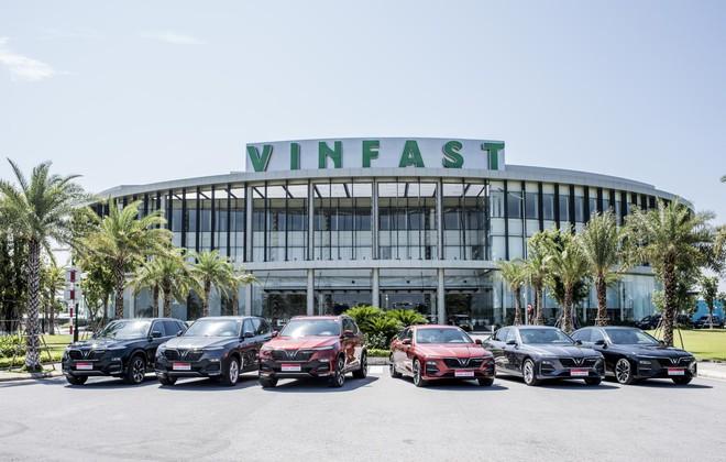 VinFats trở thành nhà tài trợ chính của chặng đua Công thức 1 Việt Nam - Ảnh 1.
