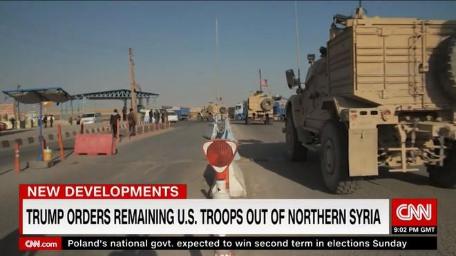 CẬP NHẬT: Biến lớn, chiến trường thay đổi chóng mặt - QĐ Syria thần tốc chiếm nhiều địa bàn chiến lược - Ảnh 38.