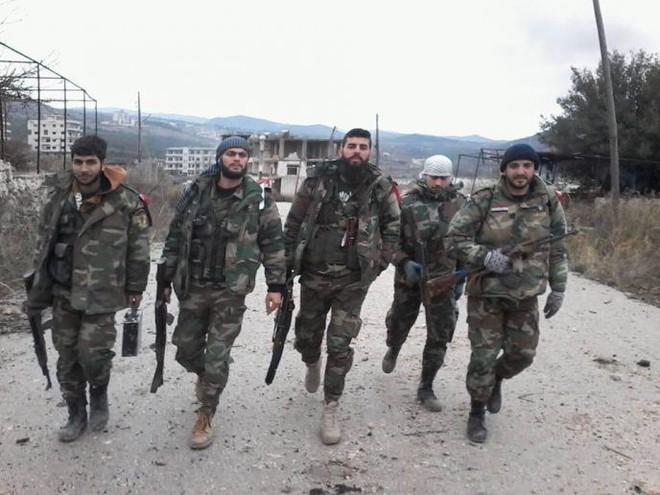 CẬP NHẬT: Biến lớn, chiến trường thay đổi chóng mặt - QĐ Syria thần tốc chiếm nhiều địa bàn chiến lược - Ảnh 25.