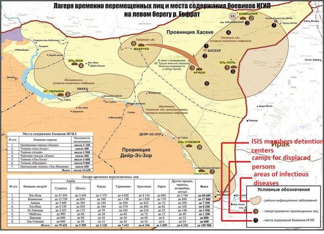 CẬP NHẬT: Biến lớn, chiến trường thay đổi chóng mặt - QĐ Syria thần tốc chiếm nhiều địa bàn chiến lược - Ảnh 23.