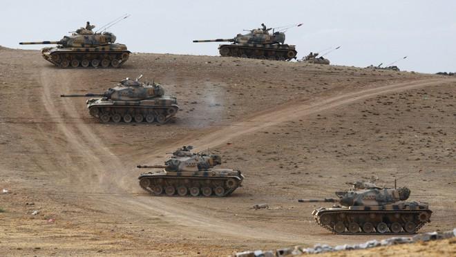 Mỹ bất ngờ chuyền quả bóng hỗn loạn Syria sang Nga-Thổ-Syria-Iran: Cú đâm chết người - Ảnh 6.