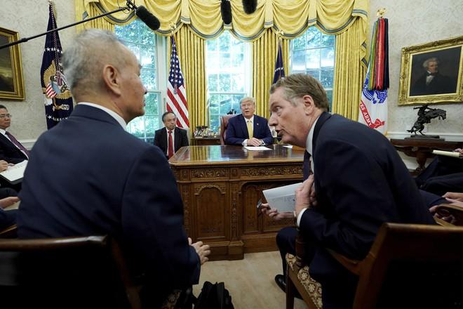 Thỏa thuận Mỹ-Trung giai đoạn 1: Thực chất là bong bóng căng phồng chờ nổ, đưa đến cuộc chiến khốc liệt hơn? - Ảnh 2.