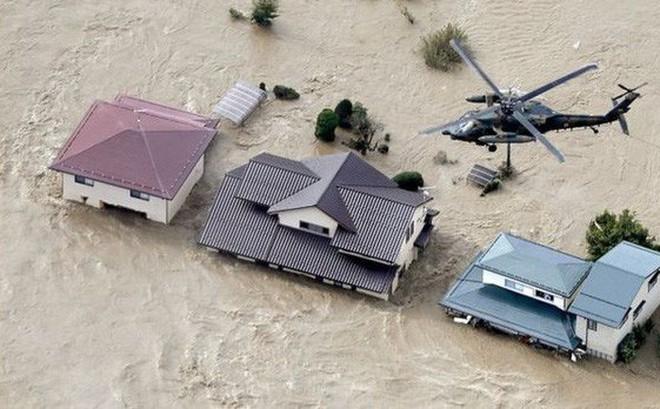 Phục sát đất người Nhật với cách ứng cứu thảm hoạ, đúng chuẩn cường quốc công nghệ tới tận răng