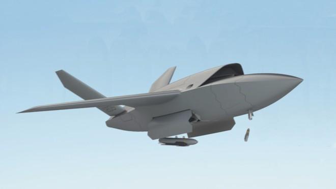Sát thủ XQ-58A Valkyrie, cặp bài trùng đáng sợ khi kết hợp với chiến đấu cơ F-35 - Ảnh 8.