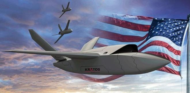 Sát thủ XQ-58A Valkyrie, cặp bài trùng đáng sợ khi kết hợp với chiến đấu cơ F-35 - Ảnh 10.