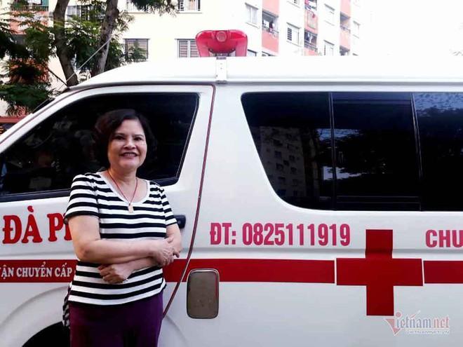 Bán đất mua xe cứu thương chở miễn phí, người ta từng nói tôi lừa đảo - Ảnh 5.