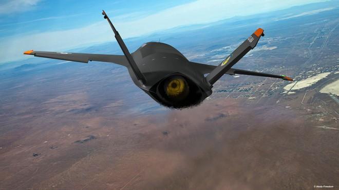Sát thủ XQ-58A Valkyrie, cặp bài trùng đáng sợ khi kết hợp với chiến đấu cơ F-35 - Ảnh 4.
